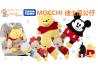 TAKARA TOMY MOCCHI-MOCCHI DISNEY 公仔
