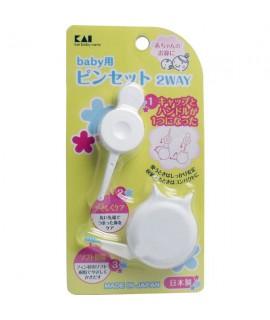 KAI 2WAYS嬰兒鼻孔清潔器