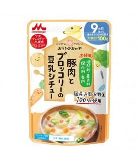 森永 豬肉西蘭花豆奶燉菜 100g
