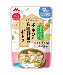 森永 雞肉和6種蔬菜濃湯 100g