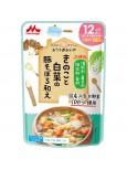 森永 豬肉蘑菇和白菜 100g