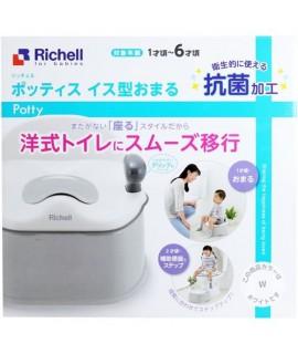 RICHELL 學習廁所