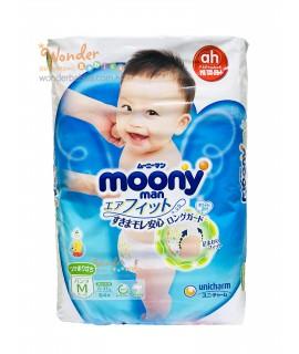 [增量裝] UNICHARM MOONY 小熊維尼學行褲 M 中碼64片(6-10kg)