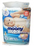 [增量裝] UNICHARM MOONY 小熊維尼紙尿片 S 細碼90片  (4-8kg)