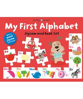 MY FISRT ALPHABET JIGSAW SET