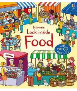 LOOK INSIDE FOOD