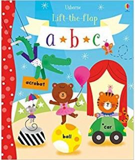 USBORNE LIFT THE FLAP ABC