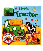 BUSY DAY BOARD:LITTLE TRACTOR (2ND EDITION)