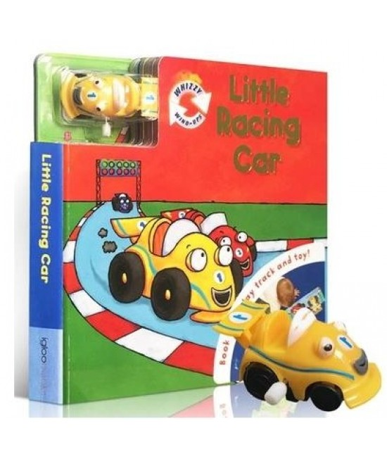 BUSY BAY BOARD: LITTLE RACING CAR