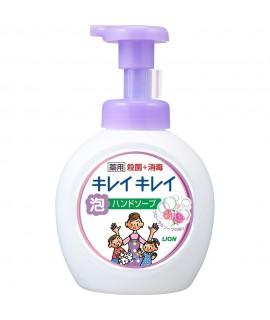 LION 除菌消毒洗手泡泡(花香味) 500ml
