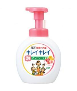 LION 除菌消毒洗手泡泡(水果味) 500ml