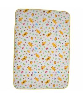 SKATER 防水床墊 (黃色)