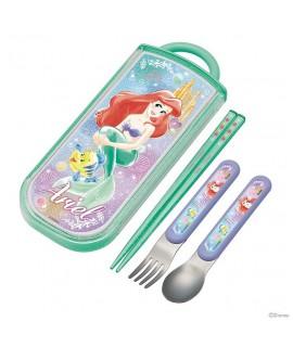 SKATER 日本製Ariel三件式餐具套裝