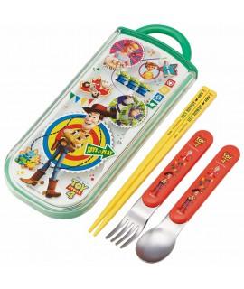 SKATER 日本製Toy Story三件式餐具套裝
