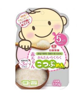 TANABIKI田靡 嬰兒粒粒麵120g (5個月)