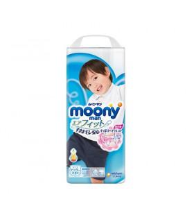 MOONY 小熊維尼學行褲 BIG-L 加加大碼男仔26片(13-25kg)