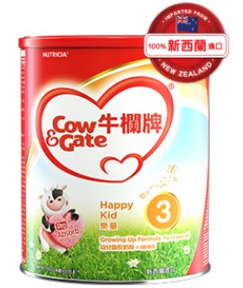 牛欄牌 樂童3號嬰兒奶粉 (1-3歲適用) 900g