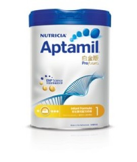 APTAMIL白金版 1號嬰兒奶粉 (0-6月適用) 900g