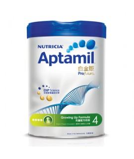 APTAMIL白金版 4號嬰兒奶粉 (3歲及以上適用)  900g