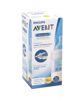 PHILIPS AVENT ANTI-COLIC PP 奶瓶 125ml/4oz (連AIR FREE VENT)