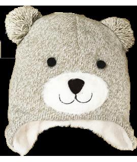 AKACHAN 小熊冬天帽