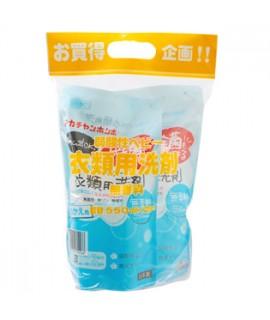 AKACHAN 弱酸性 嬰兒除菌洗衣液 補充裝 550ml (孖裝)