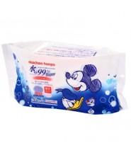 AKACHAN 99% 水份 加厚濕紙巾便攜裝 15片 x 2包 (MICKEY特別版)