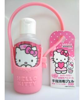 ARAU Hello Kitty 便攜酒精搓手液 40ml