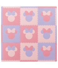 BABIESRUS米妮組合地墊9塊裝 (粉紅及紫色)