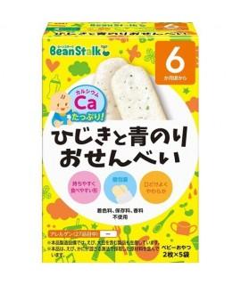 BEANSTALK 海藻米餅 20g