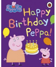 Peppa Pig - happy Birthday Peppa