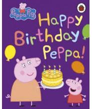 Peppa Pig - happy Birthday Peppa
