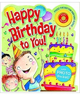 Happy Birthday To You Sound book