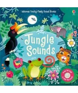 Usborne Sound Book - Jungle Sound
