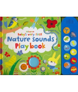 Usborne Baby's Very First Nature Sounds Playbook