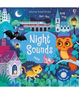 Usborne Sound Book - Night Sound