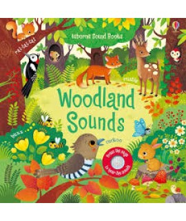 Usborne Sound Book - Woodland Sound