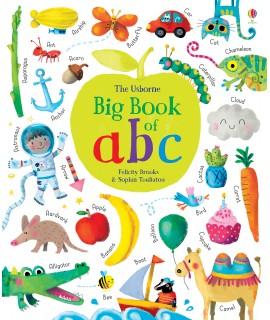 Uborne Big Book of abc
