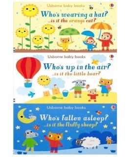 Usborne baby Books (3 books set )