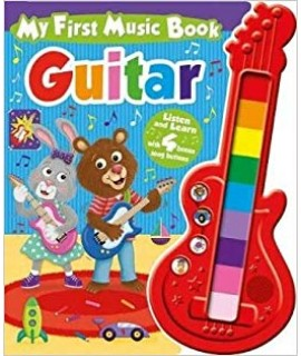 My First Music Book Guitar