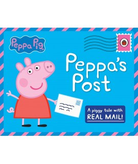 PEPPA'S POST - A PIGGY TALE WITH REAL MAIL!