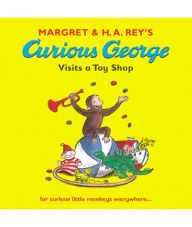 CURIOUS GEORGE - VISITS A TOY SHOP