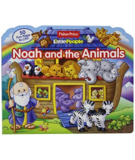 FISHER PRICE - NOAH AND THE ANIMALS