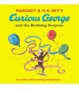CURIOUS GEORGE - AND THE BIRTHDAY SURPRISE