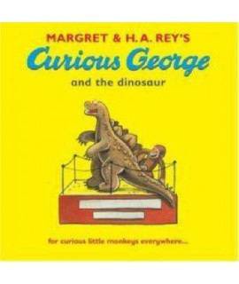 CURIOUS GEORGE - AND THE DINOSAUR
