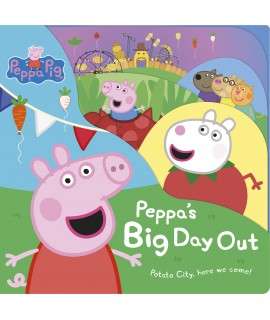 PEPPA PIG - PEPPA'S BIG DAY OUT