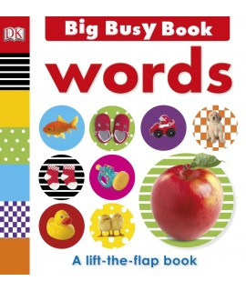 DK Big Busy Book Words