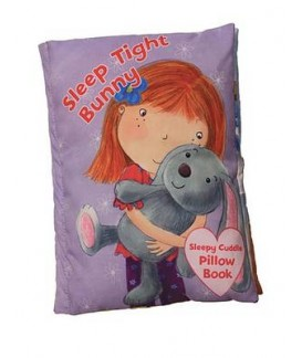Sleep Tight Bunny: A Soft and Snuggly Pillow Book