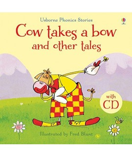PHONICS STORES - COW TAKES A BOW AND OTHER TALES WITH CD