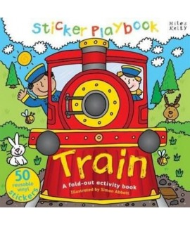 Sticker Playbook - Train